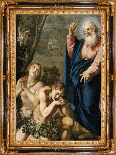 37-Citation Miséricorde/ La gravité du péché : péché mortel et véniel/ Adam_et_eve_45_02
