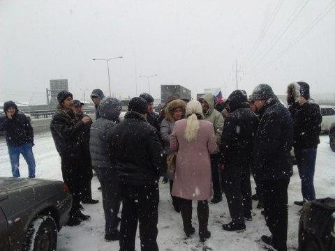 На митинге рязанских водителей потребовали отставок Медведева и Булекова 1(336)