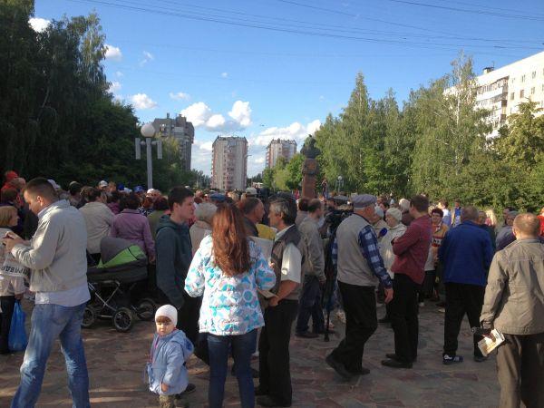 Рязанские власти запретили жителям обсуждать экологические проблемы  Tolpa