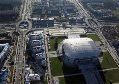 Novi Beograd Beogradska-arena