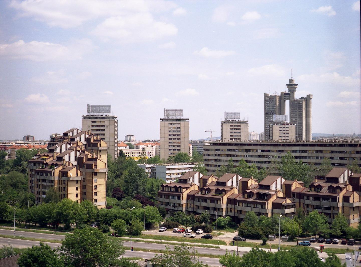 Novi Beograd Novi-beograd-blok-37