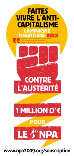 Souscription 2013: 1 million d'euros pour le NPA - Page 2 Souscription-2013