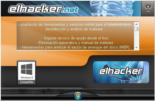 AIO elhacker.NET 2013 Compilación herramientas análisis y desinfección malware  Img11_aio