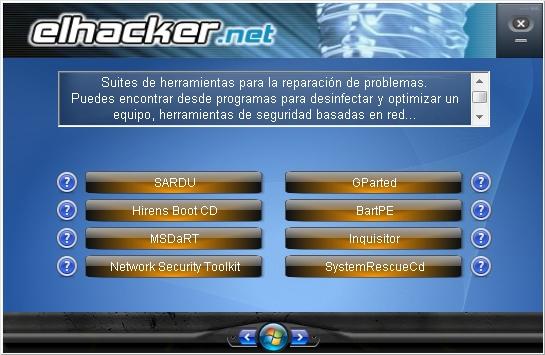 AIO elhacker.NET 2013 Compilación herramientas análisis y desinfección malware  Img6_aio