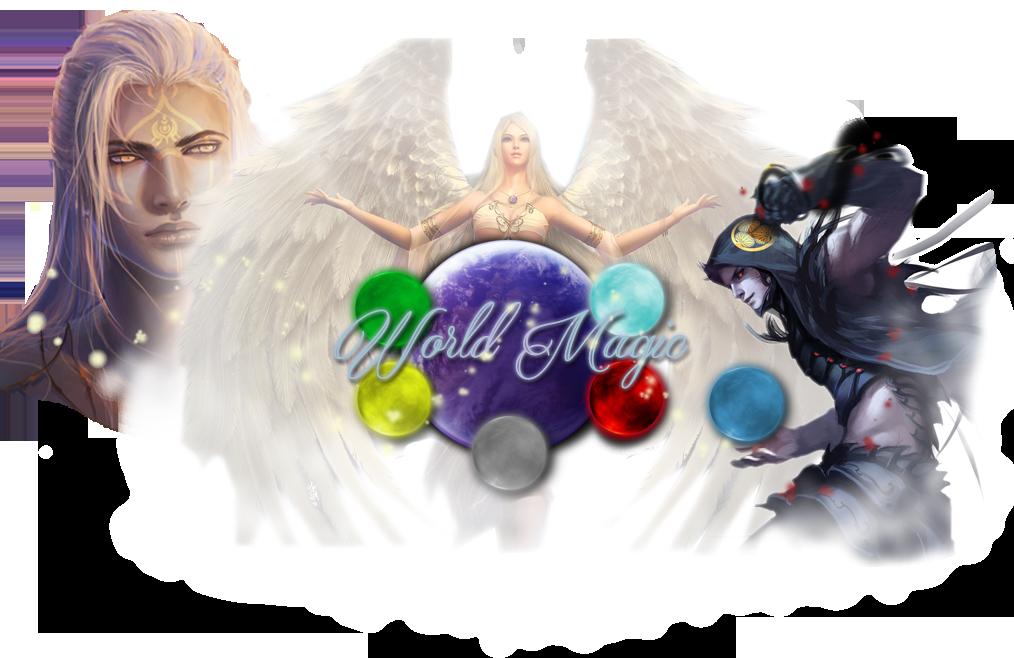 Ce monde est notre World Magic