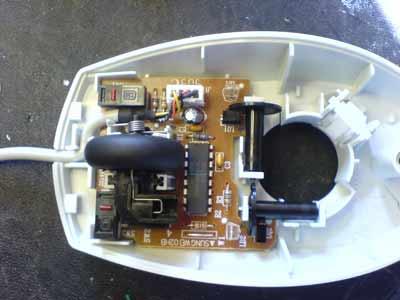 crie um anemômetro em casa com um antigo mouse PS/2 DSC00124