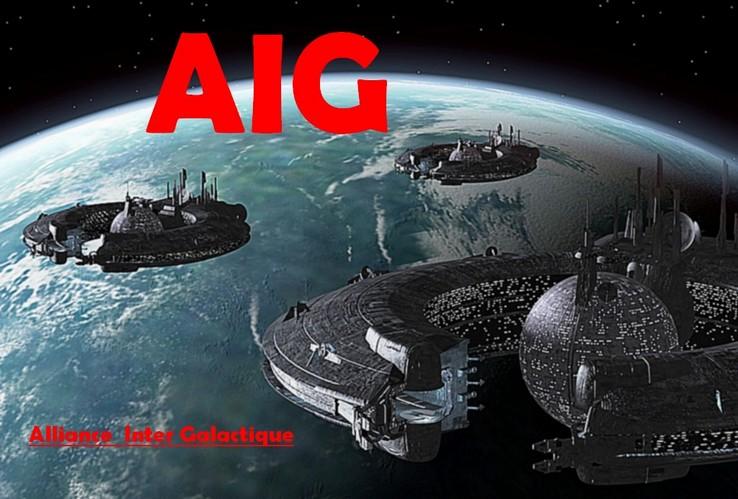 [AIG] L'Alliance Inter Galactique !