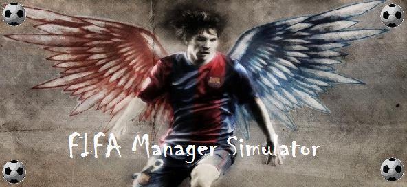 FIFA Manager Simulator