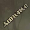 ~Annonce