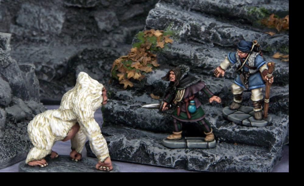 Frostgrave wargame & miniatures 3156