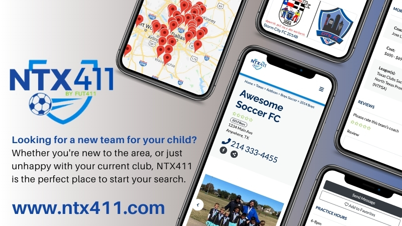Looking for a new team? Ntx411