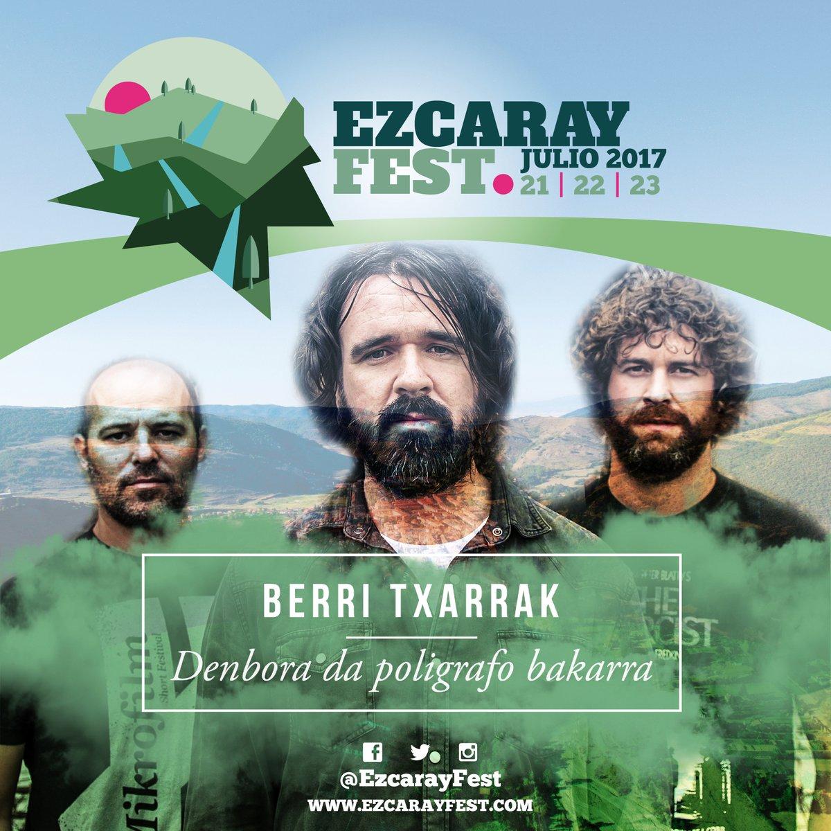 Rock Land Fest 2020: 17, 18 y 19 de julio. Antiguo Ezcaray Fest. Santo Domingo de La Calzada. El Drogas Berri-txarrak-ezcaray-fest