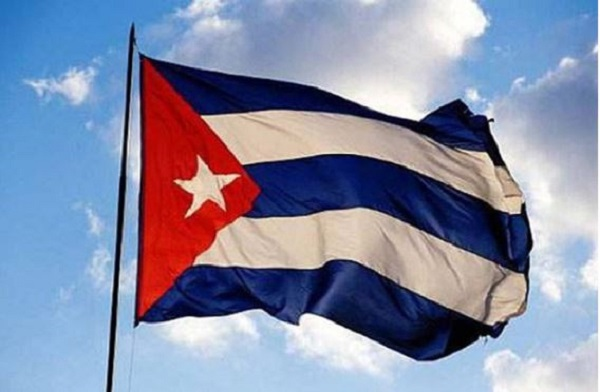 A LA MARCHA POR LA DIGNIDAD DEL PUEBLO CUBANO BANDERACUBANAALAIRE