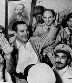 FULGENCIO BATISTA (10 DE MARZO)  ***  Por Esteban Fernández  BATISTAEL10DEMARZODE1952
