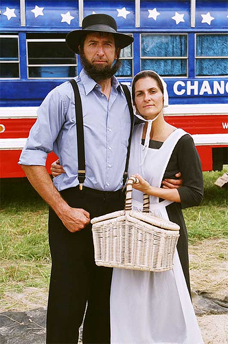 Instagram @30secondstomars - Page 14 Amish-couple