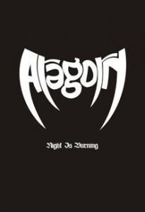 75 ESENCIALES DE LA NWOBHM: 39 - SHIVA - Página 6 ARAGORN-Night-Is-Burning-205x300