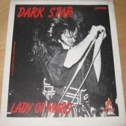 75 ESENCIALES DE LA NWOBHM vol.2: 25 - TOKYO BLADE - Página 11 DARK-STAR-Lady-Of-Mars-7-Italian