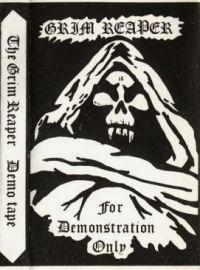 75 ESENCIALES DE LA NWOBHM vol.3: 8 - SAMSON - Página 10 GRIM-REAPER-For-Demonstration-Only-1982