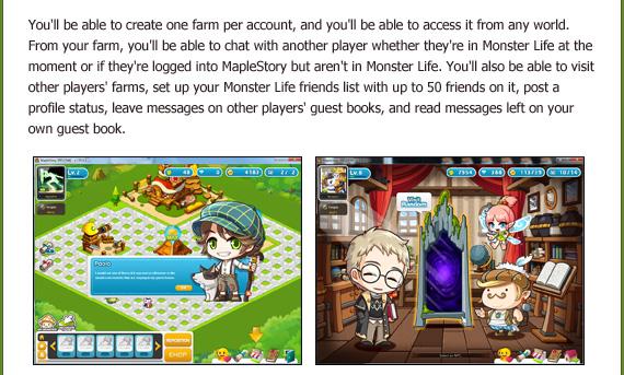 [GMS 135] Monster Life Update Highlights 130517_UpdateHighlights_MonsterLife_03