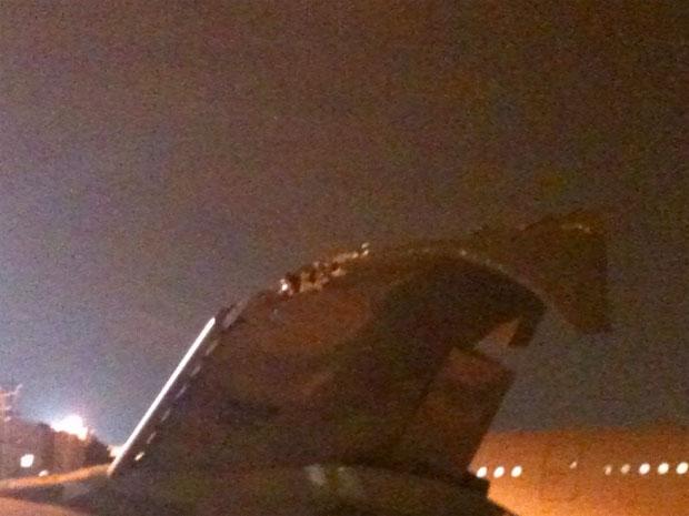 [EUA] Vídeo da colisão de um A380 com um CRJ Airfrance-delta-crj-a380-wing-620