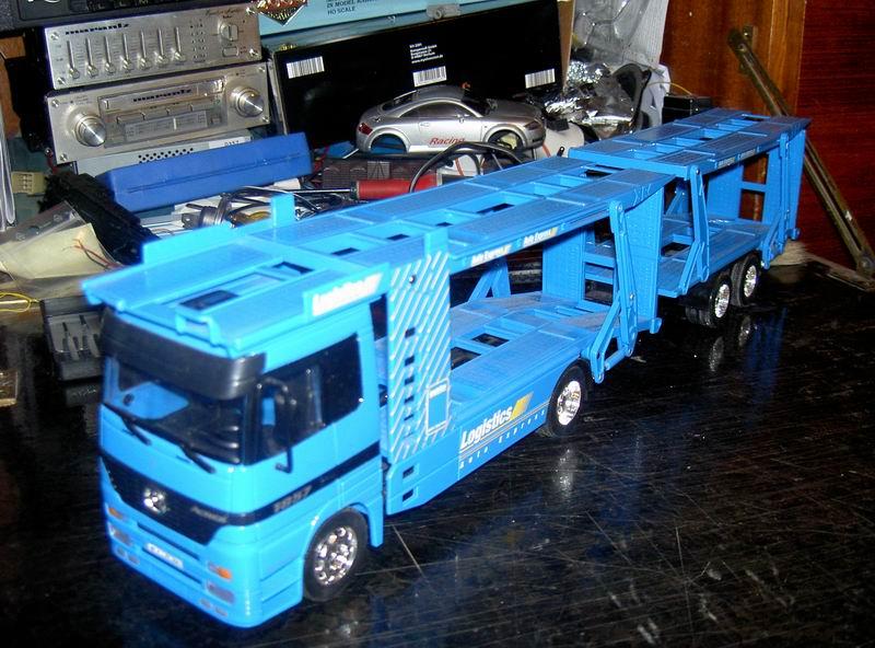 Kyosho Mini Z] Transformation d'une Mini Z en camion porte auto. 01