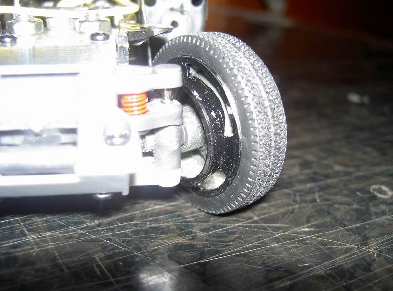 Kyosho Mini Z] Transformation d'une Mini Z en camion porte auto. 06