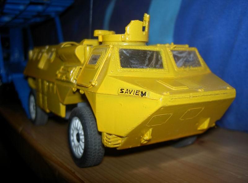 Kyosho Mini Z] Transformation d'une Mini Z en camion porte auto. 28