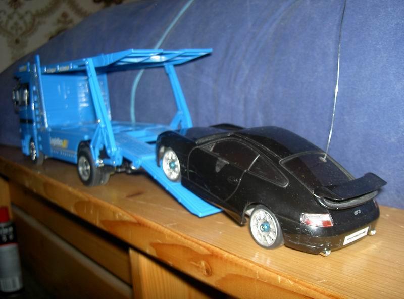 Kyosho Mini Z] Transformation d'une Mini Z en camion porte auto. 36