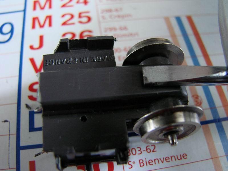 [France] French RailBus Saviem 14