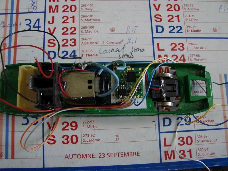 [France] French RailBus Saviem 21