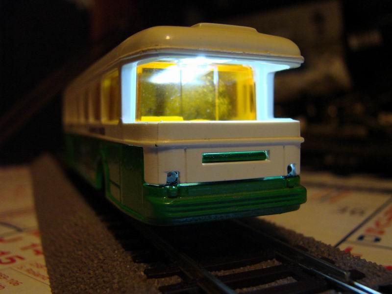 [France] French RailBus Saviem 5
