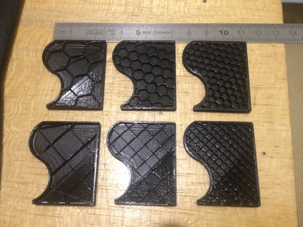 Anet A8 : Installation, Paramétrage et Configuration de mon Imprimante 3D Piece_test-01