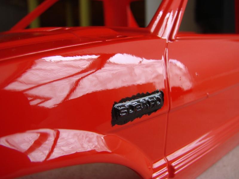 Axial  AX10 ARTR - Tamiya Subaru Brat 66