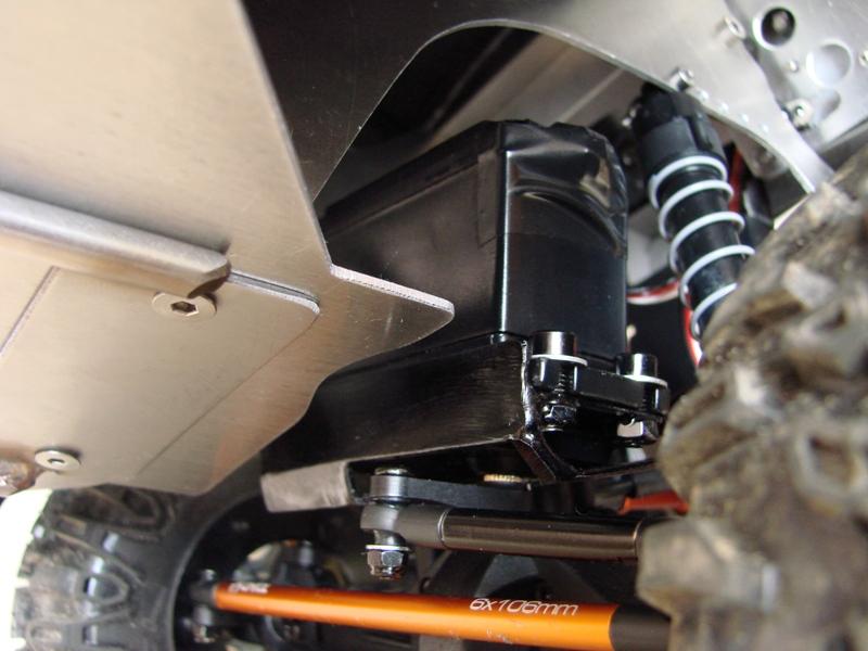 Ford F-150 Lightning New Bright avec mécanique ARTR 61