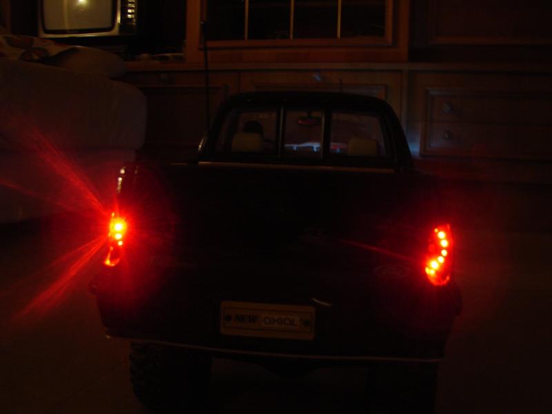 Ford F-150 Lightning New Bright avec mécanique ARTR 71