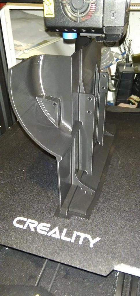 Camion Zil 131 6x6 impression 3D avec balancier totalement fait maison - Page 6 047