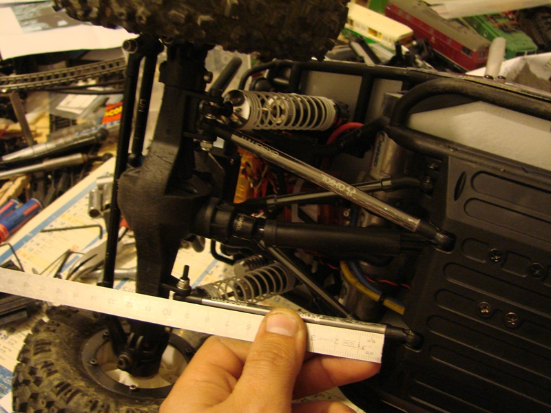 """[Axial Wraith/SCX10] Mon scale """"fond de tiroir"""" 10"""