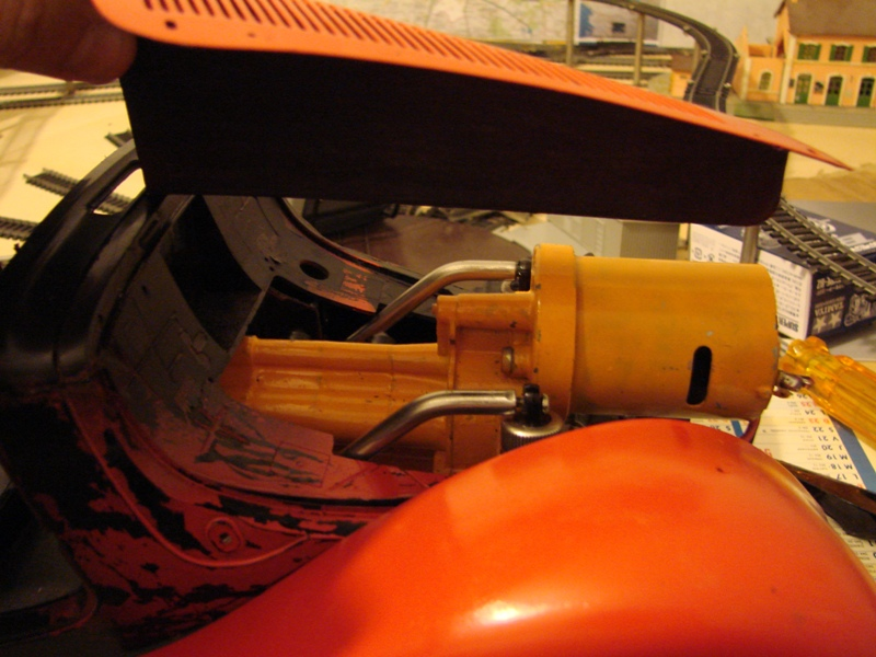 Tamiya blasing Blazer Bruiser - Citroen Traction 15/6 Heller - 1948 065