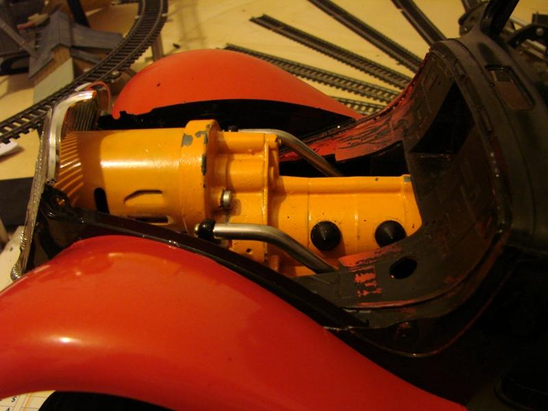 Tamiya blasing Blazer Bruiser - Citroen Traction 15/6 Heller - 1948 090