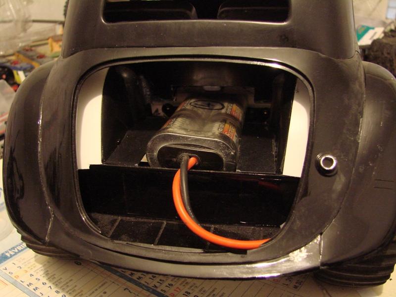 Tamiya blasing Blazer Bruiser - Citroen Traction 15/6 Heller - 1948 096