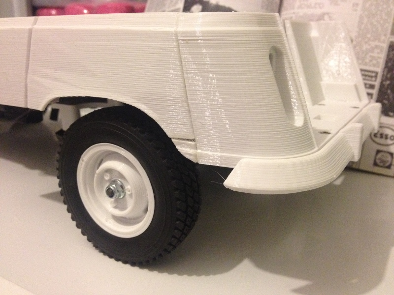Tamiya CC-01 -  Renault 4 Sinpar 4x4 - ech:1/8 - Impression 3D 026