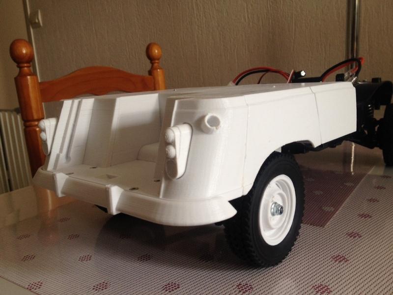 Tamiya CC-01 -  Renault 4 Sinpar 4x4 - ech:1/8 - Impression 3D 038