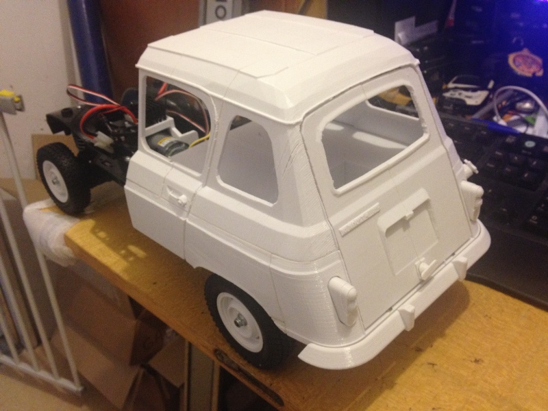 Tamiya CC-01 -  Renault 4 Sinpar 4x4 - ech:1/8 - Impression 3D 040