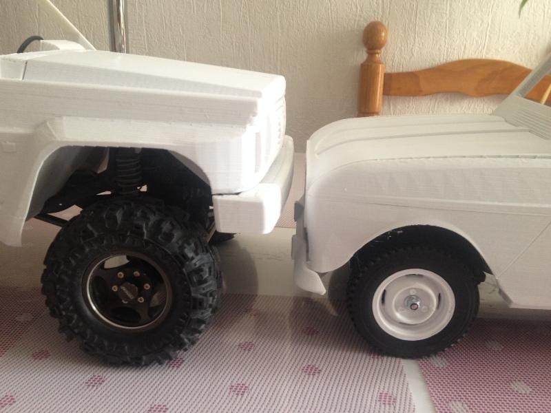 Tamiya CC-01 -  Renault 4 Sinpar 4x4 - ech:1/8 - Impression 3D 064