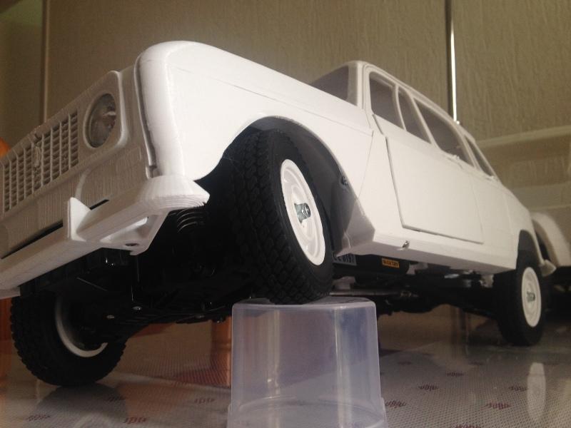 Tamiya CC-01 -  Renault 4 Sinpar 4x4 - ech:1/8 - Impression 3D 070