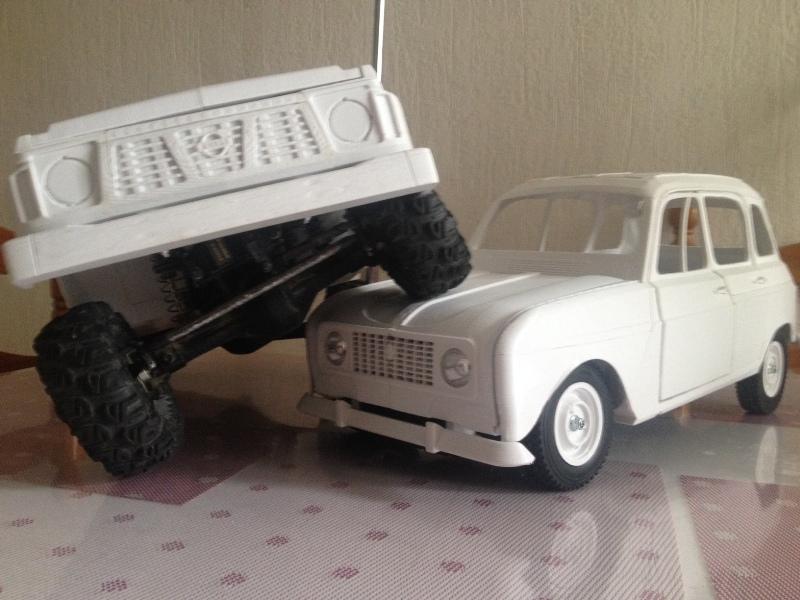 Tamiya CC-01 -  Renault 4 Sinpar 4x4 - ech:1/8 - Impression 3D 075