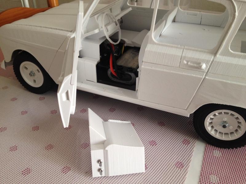 Tamiya CC-01 -  Renault 4 Sinpar 4x4 - ech:1/8 - Impression 3D 080