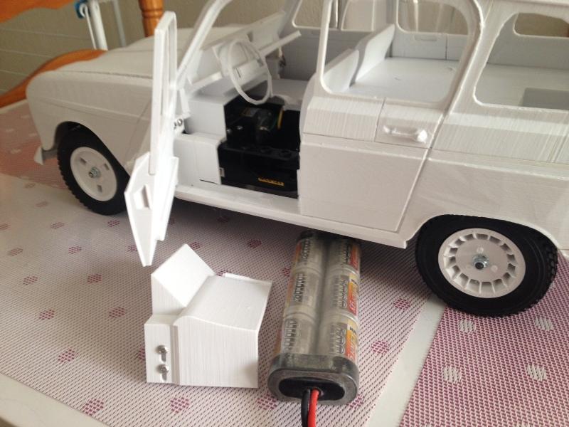 Tamiya CC-01 -  Renault 4 Sinpar 4x4 - ech:1/8 - Impression 3D 081