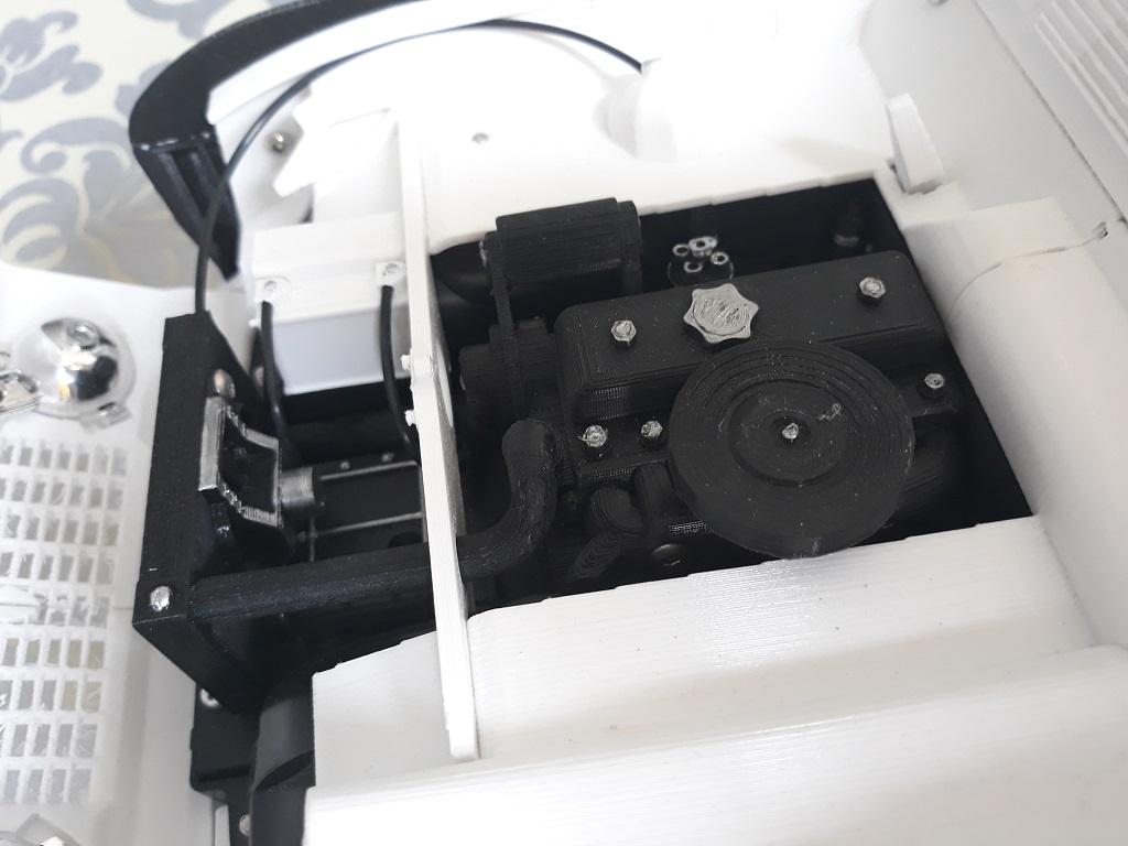 Tamiya CC-01 -  Renault 4 Sinpar 4x4 - ech:1/8 - Impression 3D 112