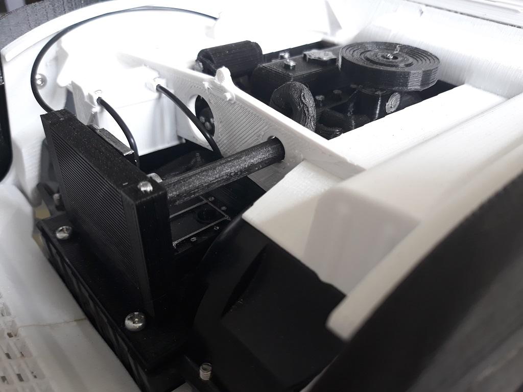 Tamiya CC-01 -  Renault 4 Sinpar 4x4 - ech:1/8 - Impression 3D 113